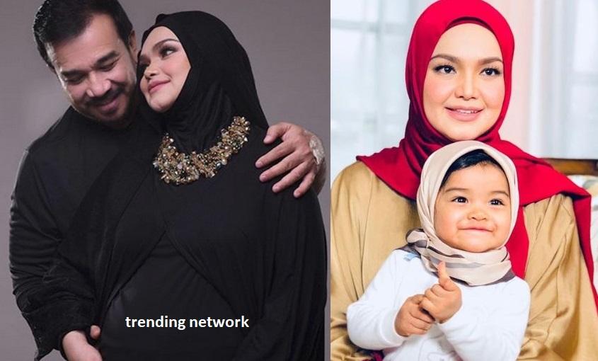 Siti Nurhaliza Ungkap Jenis Kelamin Bayi dalam Kandungan