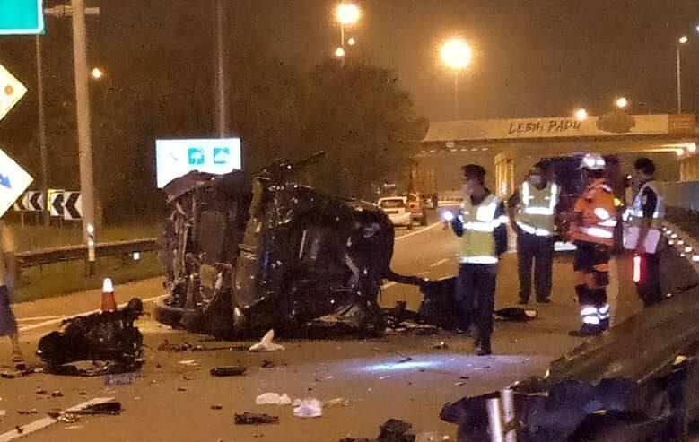Syafiq Ahmad terlibat kemalangan, anak maut - Kosmo Digital