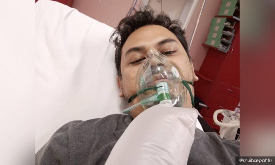 Malaysiakini - Abang Siti Sarah kini ditidurkan di ICU